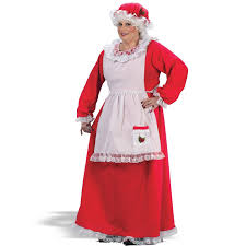 Mrs. Claus Suit