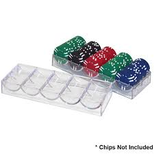 100 Chips w/table rental